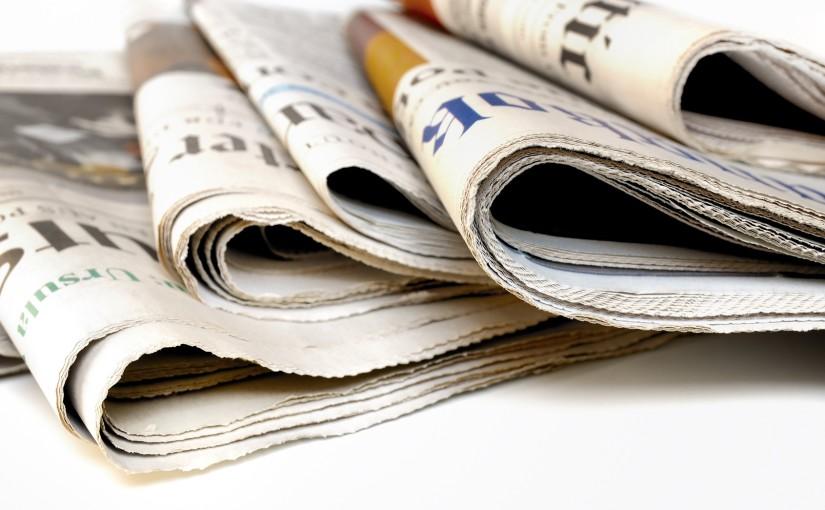 Richtige Zeitung wählen
