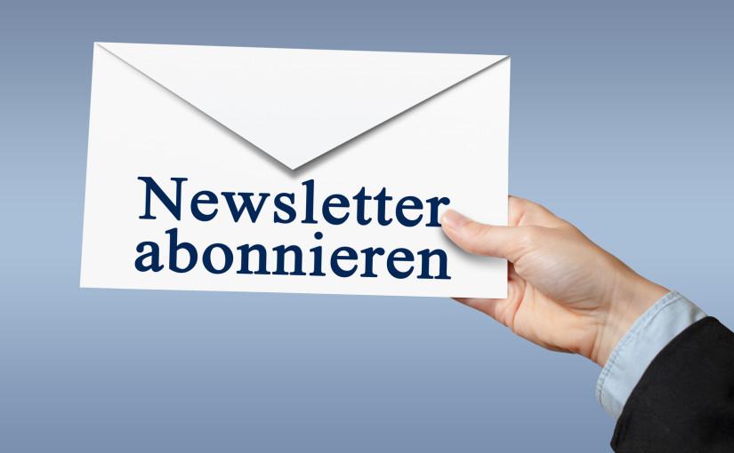 Ihr E-Mail-Newsletter: Print oder E-Mail